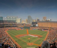 Baltimore Orioles Opening Day 2018