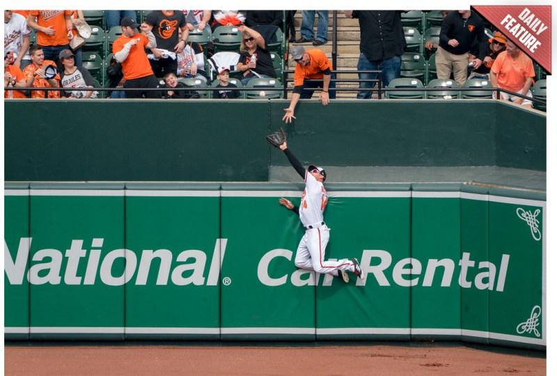 Craig Gentry - Baltimore Orioles outfielder