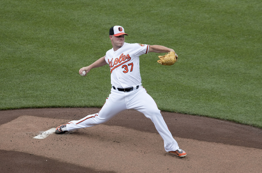 Dylan Bundy - Baltimore Orioles starting pitcher
