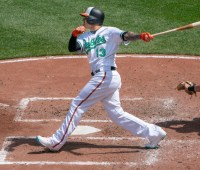 Manny Machado - Baltimore Orioles shortstop