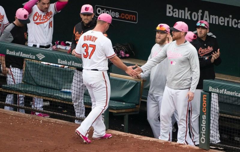 Dylan Bundy - Baltimore Orioles starting pitcher