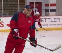 Barry Trotz - Washington Capitals