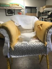 The Baltimore Upholstery Company | Arm Chair Upholstery Picture Gallery