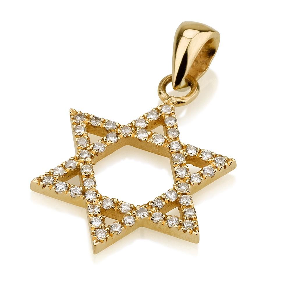 Star Set Diamonds Position