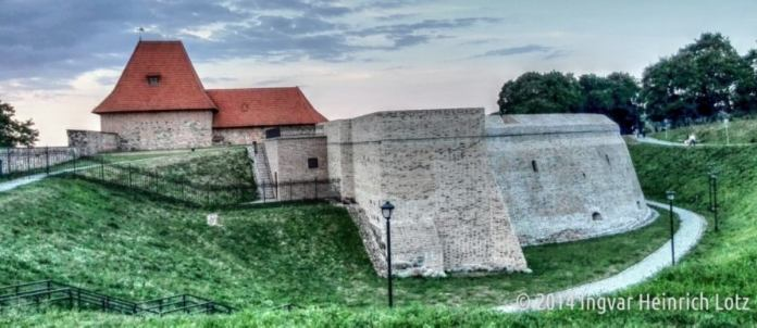 Vilnius - Die Bastei