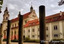 Vilnius © Ingwar Heinrich Lotz