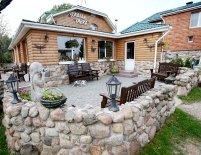 The farm tourism estate Ganka, Volozhin District