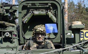 Nato dementiert Bericht über eigene Unfähigkeit gegenüber Russland