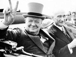 In Churchills Fußstapfen: Angelsachsen wollen Moskau mit eisernem Vorhang abschirmen