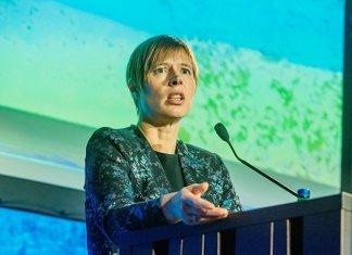 """Estnische Präsidentin entschuldigt sich für """"böse Überraschung"""""""