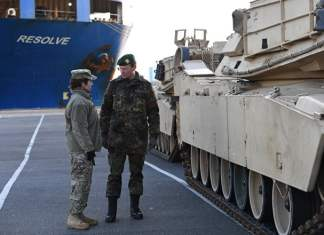 USA schicken im Sommer Panzerbrigade nach Europa