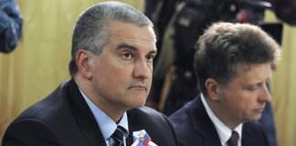 Krim tritt ins EU-Parlament ein