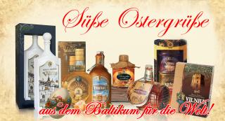 Suesse Ostergruesse Baltikum
