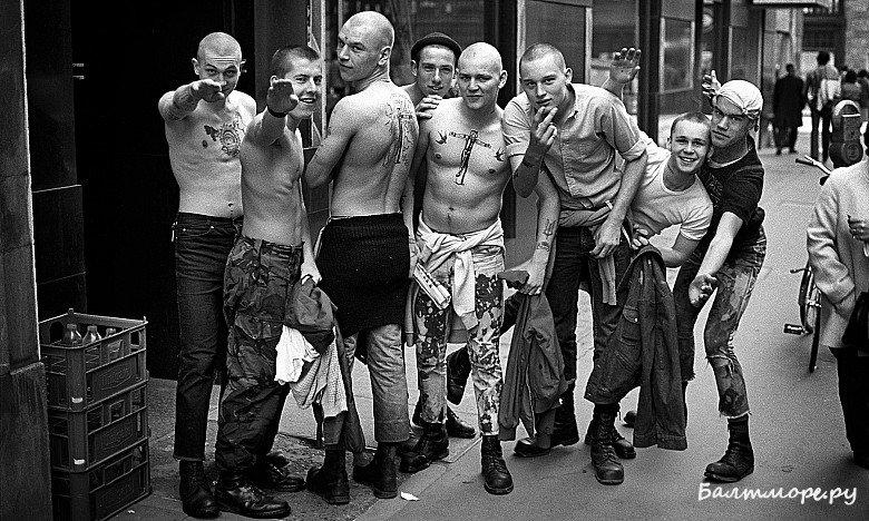 Kim Skinheads: Neonazistler veya Genç Alt Kültür