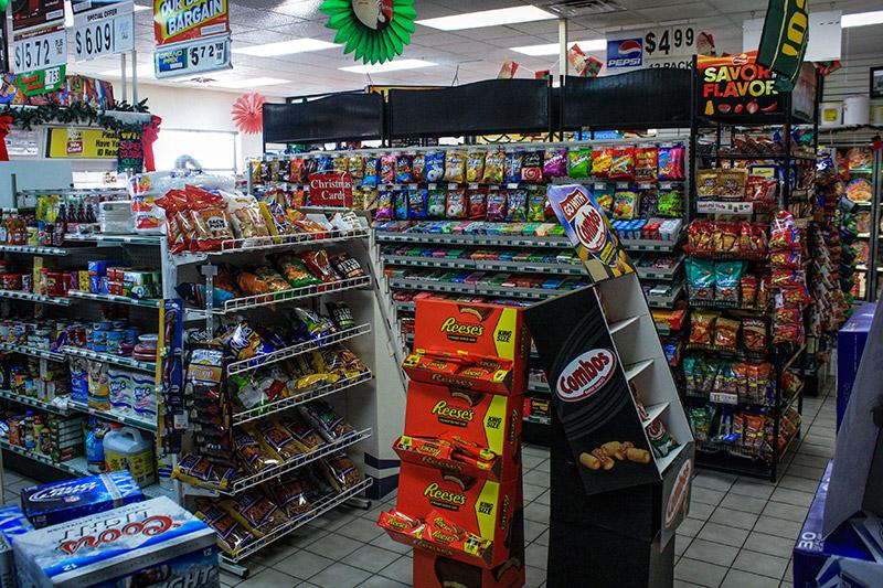 Convenience Store Fresh Food Sales