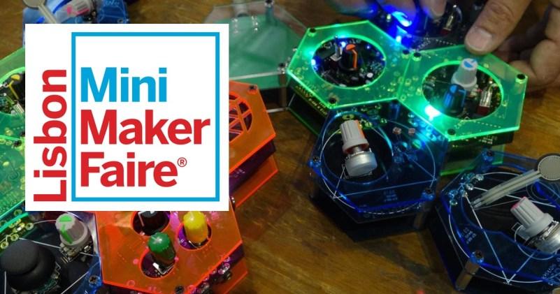 balua Maker Faire lisbon