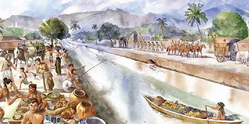 kehidupan sejarah kerajaan majapahit