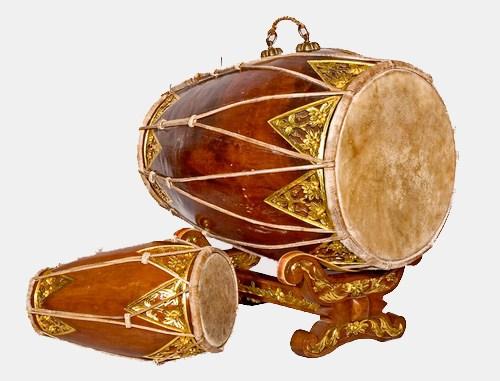 jenis alat musik gamelan
