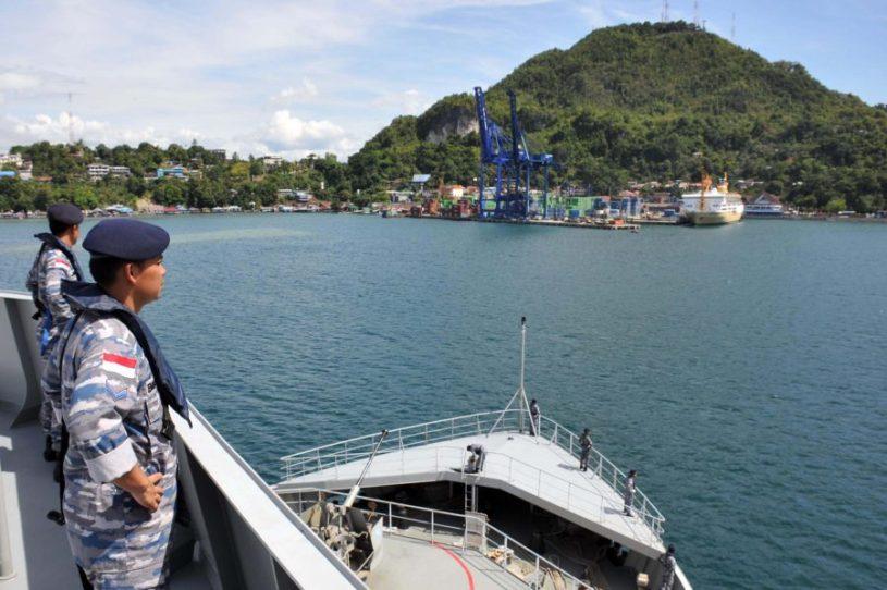 pengaruh letak geografi indonesia sebagai negara maritim