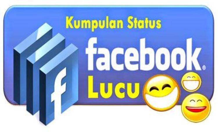 kata kata lucu buat status fb