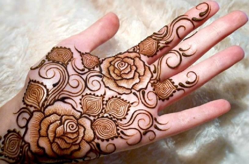 Unduh 77+ Gambar Henna Motif Bunga Cantik Paling Cantik