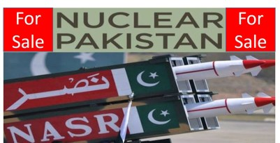 Pak Nuke For Sale