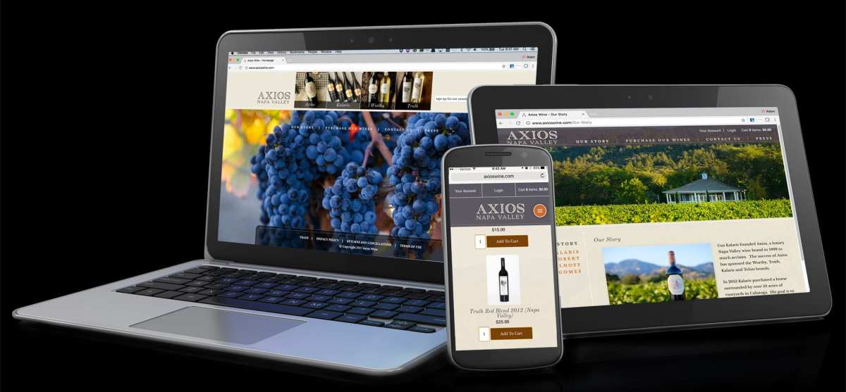 Winery eCommerce needs a hybrid solution