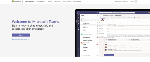 Marketing Tools: Microsoft Teams