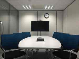 meeting room, table, business