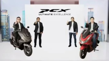 Launching All New Honda PCX160 Astra Motor Kaltim 1