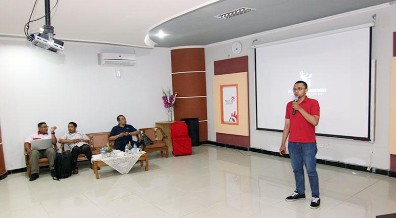 Sesi 1 Workshop DigiPreneur Balikpapan 2014, materi 3D Animation oleh Aditia A Pratama