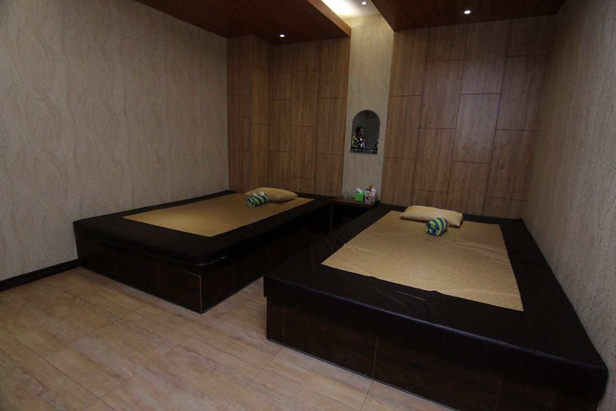 Couple spa di Grand Tjokro Balikpapan