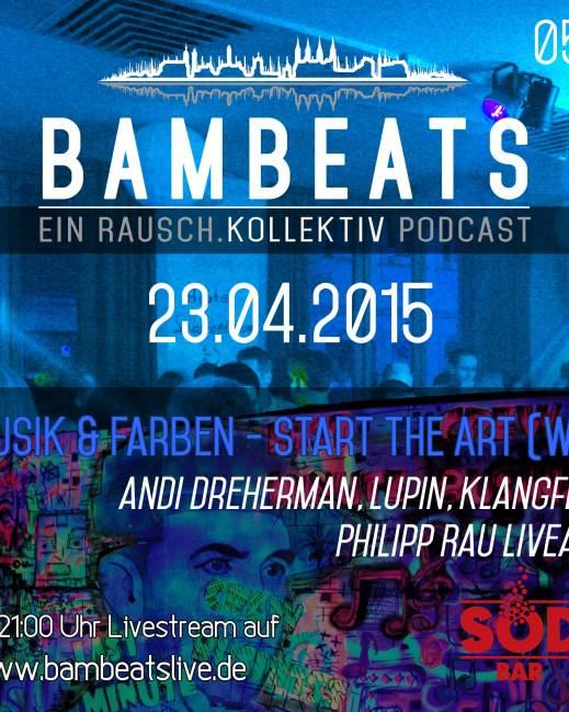 Flyer-BamBeats058