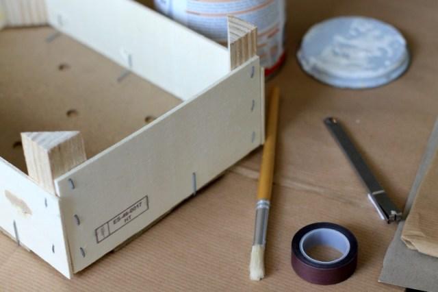 Mini-DIY für Zuhause