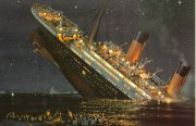 Economic recovery? Or titanic disaster?