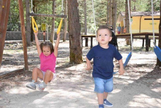 Activo Park percorsi bambini