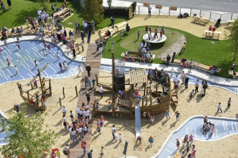 Il parco dei pirati ad amburgo