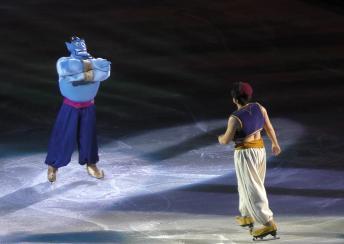 Crois en tes rêves Disney Sur Glace