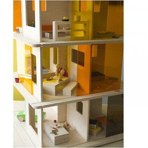 Plexiglas Ding Architect House by Momoll