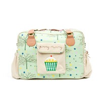 Changing Bags from Pink Lining