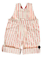 Katvig High Summer Dungarees from The Hedgepig