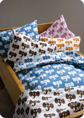 Elephant Bed Linen Set