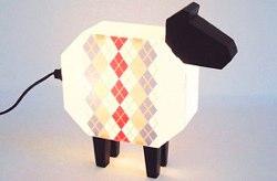 Very Cool Animal Lighting at Leigh Harmer