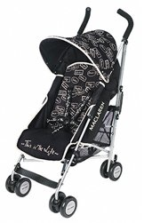 The Pushchair Track: Maclaren Lulu Guinness This Is The Life Pushchair