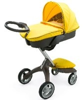 Hot News! Stokke Launching Limited Edition Yellow Xplory and New Accessories Kits in Jan 09!