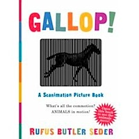 Bargain Alert! Gallop!: A Scanimation Picture Book now 50% off!