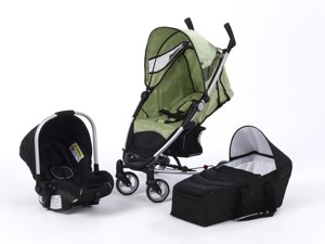 The Pushchair Track: Petite Star Zia4 Travel System Review