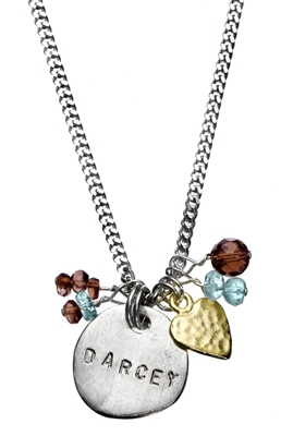 Mothers Day Gift Idea: Chambers & Beau Personalised Necklaces