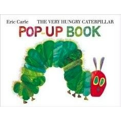 The Very Hungry Caterpillar 40th Anniversary Pop Up Book & DVD