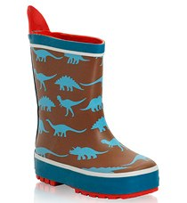 Toby Tiger Dinosaur Raincoat & Wellies